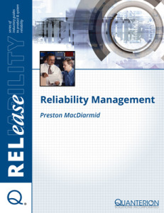 Reliability-Management