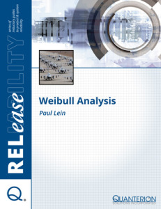 Weibull-Analysis