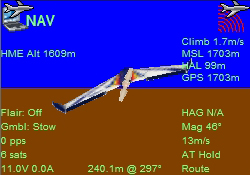 Virtual Cockpit Plane