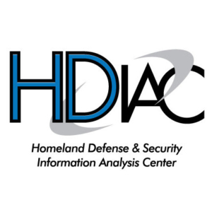 Homeland Defense and Security Information Analysis Center (HDIAC) Logo